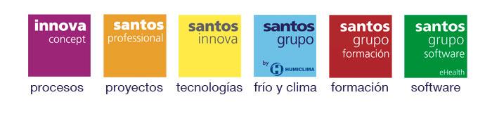 Logos Santos Grupo